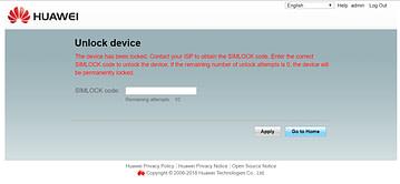 روش فلش کردن مودم TF-i60 irancell  یا Huawei B612