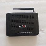 دانلود فریمور مودم الفکس ALFEX Wireless 4port