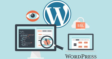 امنیت و نگهداری سایت وردپرسی