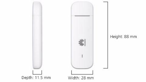فریمور مودم 4G LTE قابل حمل هوآوی مدل E3372