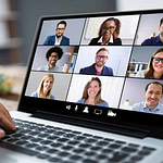 برگزاری جلسه آنلاین