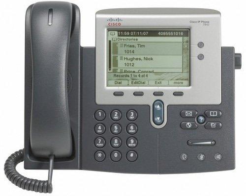 راهنمای نصب و راه اندازی تلفن IP Phone سیسکو سری 7940
